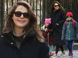 New York, NY - Expecting Keri Russell walks her son River to school as her daughter Willa Lou rides her scooter along side. They all are bundled up for the cold weather and look like one big happy family.  \nAKM-GSI      January 22, 2016\nTo License These Photos, Please Contact :\nSteve Ginsburg\n(310) 505-8447\n(323) 423-9397\nsteve@akmgsi.com\nsales@akmgsi.com\nor\nMaria Buda\n(917) 242-1505\nmbuda@akmgsi.com\nginsburgspalyinc@gmail.com