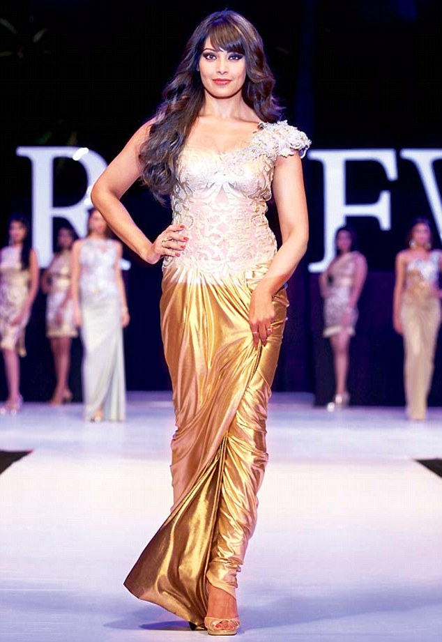 Actress Bipasha Basu was a showstopper