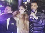 sandeebonitaOh you know, just making history in Las Vegas ????? ???? #JLO #FrenchMontana #BennyMedina #AboutLastNight #LasVegas #AlliHave #JenniferLopez #jlofans