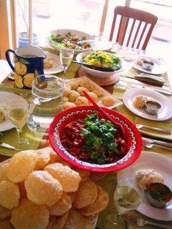 enjoy divine lunches: