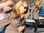20 JAN 2016 - RICHMOND - UK\n*** EXCLUSIVE PICTURES ***\n***STRICTLY NOT AVAILABLE FOR AUSTRALIA***\n** STRICTLY NOT AVAILABLE FOR MAIL ONLINE AND ANY ONLINE SUBSCRIPTION DEALS UNLESS FEE AGREED PRIOR TO USAGE***\nJERRY HALL SPOTTED OUTSIDE HER RICHMOND HOME AS SHE CHECKS ON A DELIVERY OF NEW GARDEN FURNITURE. AS SHE IS OUT TALKING TO THE DRIVER ON THE STREET OPPOSITE HER HOME RUPERT MURDOCH IS SEEN DRIVING AWAY IN A RANGE ROVER.  CROSSING THE ROAD BACK TO HER HOUSE WE SEE JERRYS HUGE ENGAGEMENT ROCK ON HER FINGER\nBYLINE MUST READ : XPOSUREPHOTOS.COM\n***UK CLIENTS - PICTURES CONTAINING CHILDREN PLEASE PIXELATE FACE PRIOR TO PUBLICATION ***\n**UK CLIENTS MUST CALL PRIOR TO TV OR ONLINE USAGE PLEASE TELEPHONE 44 208 344 2007**
