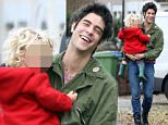 MUST BYLINE: EROTEME.CO.UK\nPeaches Geldof widower Thomas Cohen enjoys a cheerful walk with his eldest son Astala Dylan Willow Geldof-Cohen, (born on 21 April 2012) days after pictured kissing Daisy Lowe.\nEXCLUSIVE  January 23, 2016\nJob: 160123L2  London, England\nEROTEME.CO.UK\n44 207 431 1598\nRef: 341629\n