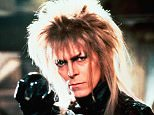 No Merchandising. Editorial Use Only. No Book Cover Usage\nMandatory Credit: Photo by Tristar/Everett/REX/Shutterstock (944568a)\n'Labyrinth' - David Bowie\nLabyrinth - 1986\n\n