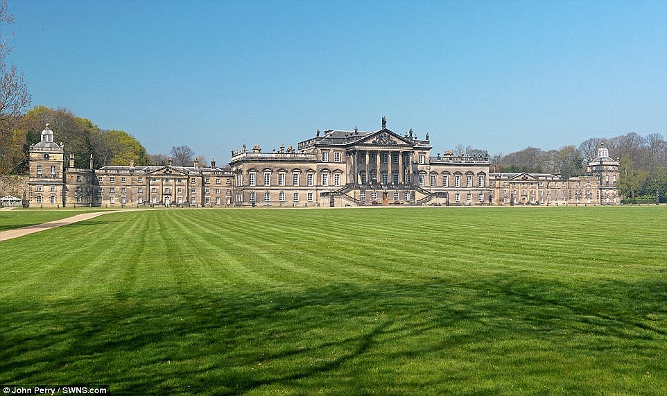 Wentworth Woodhouse, near Rotherham in South Yorkshire, is tipped to be the focus of new drama Black Diamonds, which, if produced, will tell the tale of a wealthy coal-mining dynasty