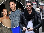 STEPH DAVIS BOYFRIEND SAM REECE SEEN OUT WITH HIS FRIEND IN HUDDERSFIELD ENJOYING A BEER AND HAVING A LAUGH AS THE ADMIRED A COUPLE OF PASSING FEMALES\\n\\n\\n***iCelebTV.com***\\n\\n***EXCLSUIVE ALL ROUND***