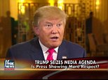 Donald Trump on Media Buzz