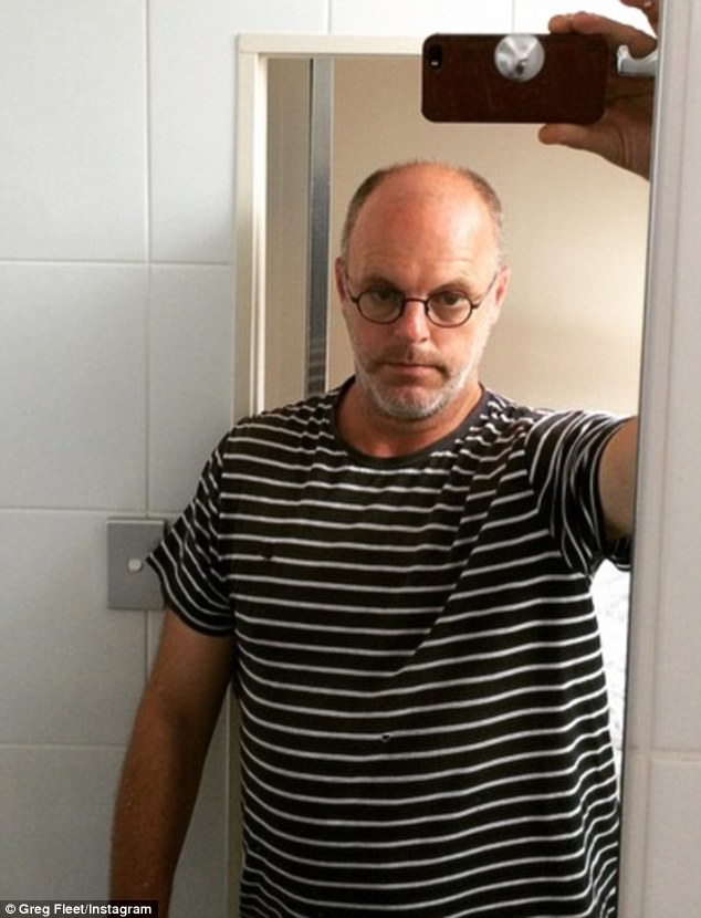 Now 53, the Melbourne man was once a 'committed heroin user' and turned to ice after getting a naltrexone implant inserted to block the euphoric effects of heroin