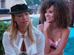 Real Housewives of Potomac January 24, 2016 \nOn tonight¿s episode titled ¿Divas, Queens and Bubulas¿ Gizelle's reputation is scrutinized by Karen and Charrisse. Also, the ladies meet sassy beauty queen Ashley Darby, who attempts to break into the sophisticated Potomac circle. With Gizelle Bryant, Charisse Jackson Jordan, Karen Huger, Katie Rost, Robyn Dixon and Ashley Darby.