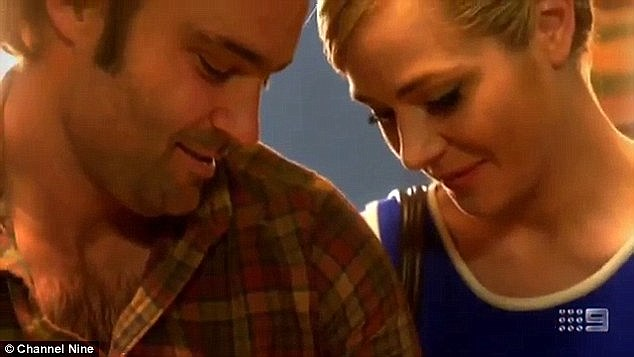 Packed schedule: Matthew is currently staring on Nine Network series Love Child alongside Jessica Marais