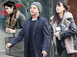 EXCLUSIVE ALL ROUNDER ***MINIMUM FEE �500 PER PAPER APPLIES*** Daisy Lowe enjoys a coffee with Tom Cohen in north London before the couple were joined by her dad, Gavin Rossdale. Cohen, who was married to Peaches Geldof, left the cafe soon after with an overnight bag. It seems Daisy is taking her relationship with Tom to a new level having introduced hi to her rocker father.\n18 January 2016.\nPlease byline: Vantagenews.com
