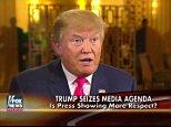 Donald Trump on Media Buzz