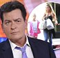 TODAY -- Pictured: Charlie Sheen -- (Photo by: Peter Kramer/NBC/NBCU Photo Bank via Getty Images)