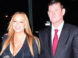EXCLUSIVE: ***PREMIUM EXCLUSIVE RATES APPLY***NO WEB UNTIL 1.30AM PST, JANUARY 23, 2015*** Newly-engaged Mariah Carey shows off her huge engagement ring as she steps out with James Packer in New York City. Billionaire Packer popped the question in front of Mariah's closest friends at a private dinner at Eleven Madison Park. Photos taken on January 21st 2016 **MIN FEE £300 PER PIC**   Pictured: AB Ref: SPL1213219  220116   EXCLUSIVE Picture by: 247PAPS.TV / Splash News  Splash News and Pictures Los Angeles:310-821-2666 New York:212-619-2666 London:870-934-2666 photodesk@splashnews.com