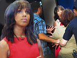 Kerry Washington got attacked by a fan out side  Good Morning America in nyc\n\nPictured: Kerry Washington\nRef: SPL1135101  240915  \nPicture by: @JDH Imagez / Splash News\n\nSplash News and Pictures\nLos Angeles: 310-821-2666\nNew York: 212-619-2666\nLondon: 870-934-2666\nphotodesk@splashnews.com\n