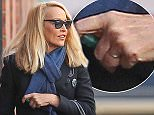 *** Fee of £150 applies for subscription clients to use images before 22.00 on 250116 *** EXCLUSIVE ALLROUNDERJerry Hall arrives at a photography studio in London Featuring: Jerry Hall Where: London, United Kingdom When: 25 Jan 2016 Credit: WENN.com
