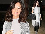 LUCY MECKLENBURGH SEEN LEAVING HER BOUTIQUE IN ESSEX. SATURDAY 23RD JANUARY 2016 - MAGICMOMENTSUK - 07753 30 30 77