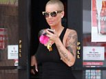Pictured: Amber Rose Mandatory Credit © Bella/Broadimage Amber Rose puts her famous derriere on display while out and about in Los Angeles  1/24/16, Los Angeles, California, United States of America  Broadimage Newswire Los Angeles 1+  (310) 301-1027 New York      1+  (646) 827-9134 sales@broadimage.com http://www.broadimage.com