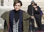 EXCLUSIVE: Ruby Rose filming John Wick 2 in Rome, and posing for selfieswith italian fans\n\nPictured: Ruby Rose\nRef: SPL1214996  250116   EXCLUSIVE\nPicture by: Splash News\n\nSplash News and Pictures\nLos Angeles: 310-821-2666\nNew York: 212-619-2666\nLondon: 870-934-2666\nphotodesk@splashnews.com\n