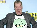 Mandatory Credit: Photo by ddp USA/REX/Shutterstock (4397381q)  Rodger Bumpass  'The Spongebob Movie: Sponge out of Water' film premiere, New York, America - 31 Jan 2015
