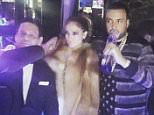 sandeebonitaOh you know, just making history in Las Vegas ????? ???? #JLO #FrenchMontana #BennyMedina #AboutLastNight #LasVegas #AlliHave #JenniferLopez #jlofans