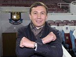 LONDON, ENGLAND - JANUARY 23:  Gennady Gennadyevich Golovkin at the final whistle the Barclays Premier League match between West Ham United and Manchester City at Boleyn Ground on January 23, 2016 in London, England  (Photo by James Griffiths/West Ham United via Getty Images)