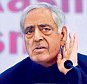 New Delhi: J&K Chief Minister Mufti Mohammad Sayeed  during his interaction with representatives of tour and travels operators for the promotion of state tourism, in New Delhi on Sunday. PTI Photo by Manvender Vashist(PTI5_3_2015_000081B)