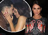 VICKY PATTISON AND JUDGE GEORDIE STAR  ALEX CANNON SEEN ARRIVING  AT NYL RESTAURANT WITH FRIENDS \\n\\n\\n***iCelebTV.com***\\n\\n***EXC ALL ROUND***