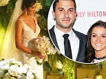 "Picture Shows: Jade Roper  January 25, 2016\n \n ""Bachelor in Paradise"" stars Jade Roper and Tanner Tolbert tie the knot at the St. Regis Resort Monarch Beach in Dana Point, California. The couple got engaged four months ago on the season 2 finale of their show and recently put down a deposit on a new home in Kansas City, Kansas on January 10.\n \n Non-Exclusive\n UK RIGHTS ONLY\n \n Pictures by : FameFlynet UK © 2016\n Tel : +44 (0)20 3551 5049\n Email : info@fameflynet.uk.com"