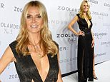 Celebrities including Ben Stiller and Heidi Klum attend the 'Zoolander 2' premiere in Sydney.\n\nPictured: Heidi Klum\nRef: SPL1213063  260116  \nPicture by: Brandon Voight / Splash News\n\nSplash News and Pictures\nLos Angeles: 310-821-2666\nNew York: 212-619-2666\nLondon: 870-934-2666\nphotodesk@splashnews.com\n