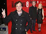 BERLIN, GERMANY - JANUARY 26: Kurt Russell and Jennifer Jason Leigh attend the premiere of 'The Hateful 8' at Zoo Palast on January 26, 2016 in Berlin, Germany.  (Photo by Franziska Krug/Getty Images)