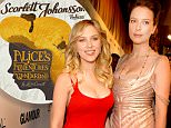 Scarlett Johansson and Vanessa Johansson  (Photo by Lester Cohen/WireImage for The Weinstein Company)