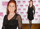 Mandatory Credit: Photo by REX/Shutterstock (5567613bc)\nDuchess of York\nA Night of Riviera Inspired Glamour for CLIC Sargeant, London, Britain - 25 Jan 2016\n