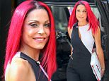 Bethenny Frankel debuts new red-hot hairdo while promoting Skinnygirl candy in New York City, she was arriving at Dylan's Candy Bar Union Square\n\nPictured: Bethenny Frankel\nRef: SPL1215642  260116  \nPicture by: Felipe Ramales / Splash News\n\nSplash News and Pictures\nLos Angeles: 310-821-2666\nNew York: 212-619-2666\nLondon: 870-934-2666\nphotodesk@splashnews.com\n