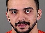 "Samy Mohamed Hamzeh is seen in an undated photo provided by the Waukesha County (Wis.) Sheriffís Department. Federal prosecutors charged 23-year-old Samy Mohamed Hamzeh on Tuesday, Jan. 26, 2016, with unlawfully possessing a machine gun and receiving and possessing firearms not registered to him. Federal agents said Tuesday that Mohamed Hamzeh wanted to storm a Masonic temple with a machine gun and kill at least 30 people in an attack he hoped would show ""nobody can play with Muslims"" and spark more mass shootings in the United States. (Waukesha County (Wis.) Sheriffís Department via AP)"