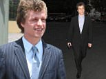 EXCLUSIVE: ***Premium Exclusive*** Conrad Hilton spotted leaving a federal courthouse in Los Angeles, CA on February 3, 2015 after turning himself in for a public meltdown on a flight from London to LAX.  The heir to the Hilton fortune was seen running to a waiting car.....Pictured: Conrad Hilton..Ref: SPL941763  030215   EXCLUSIVE..Picture by: Sharky / Splash News....Splash News and Pictures..Los Angeles: 310-821-2666..New York: 212-619-2666..London: 870-934-2666..photodesk@splashnews.com..