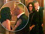 "24.January.2016 - West Hollywood ñ USA\n* PREMIUM EXCLUSIVE MUST CALL FOR PRICING *\n*** STRICTLY AVAILABLE FOR UK AND GERMANY USE ONLY ***\nCourteney Cox shares a kiss with ""Friends"" co star Matt LeBlanc as they enjoy dinner with Jennifer Aniston at Sunset Towers.  Co stars Courteney Cox, Matt LeBlanc have been rumored to be dating.\nBYLINE MUST READ : AKM-GSI-XPOSURE\n***UK CLIENTS - PICTURES CONTAINING CHILDREN PLEASE PIXELATE FACE PRIOR TO PUBLICATION ***\n*UK CLIENTS MUST CALL PRIOR TO TV OR ONLINE USAGE PLEASE TELEPHONE 0208 344 2007*"
