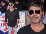Mandatory Credit: Photo by REX/Shutterstock (5569304s) Simon Cowell Britain's Got Talent Auditions, London, Britain - 26 Jan 2016