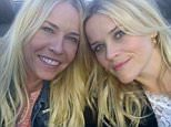 reesewitherspoonGot a friend who makes you laugh till you cry?... Well, mine is @chelseahandler. She's also my #MondayMuse - in honor of her new show on @netflix, #ChelseaDoes! I dare you to watch it and NOT #LaughTillYouCry!! #BlondAmbition #Besties