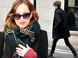Actress Dakota Johnson leaves her apartment moments after her boyfriend Matthew Hitt in New York City on January 26, 2016\n\nPictured: Matthew Hitt\nRef: SPL1215623  260116  \nPicture by: Christopher Peterson/Splash News\n\nSplash News and Pictures\nLos Angeles: 310-821-2666\nNew York: 212-619-2666\nLondon: 870-934-2666\nphotodesk@splashnews.com\n