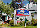 Monterey Howard Johnson Express Inn Pacific Grove