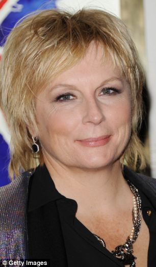 Memoirs: Jennifer Saunders' book Bonkers: My Life In Laughs goes on sale on October 10