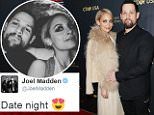 Mandatory Credit: Photo by REX/Shutterstock (5574551ab)\nNicole Richie and Joel Madden\nGDay USA Gala, Arrivals, Los Angeles, America - 28 Jan 2016\n