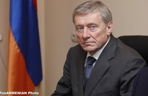 CSTO Secretary General Nikolay Bordyuzha (Source: PanArmenia)