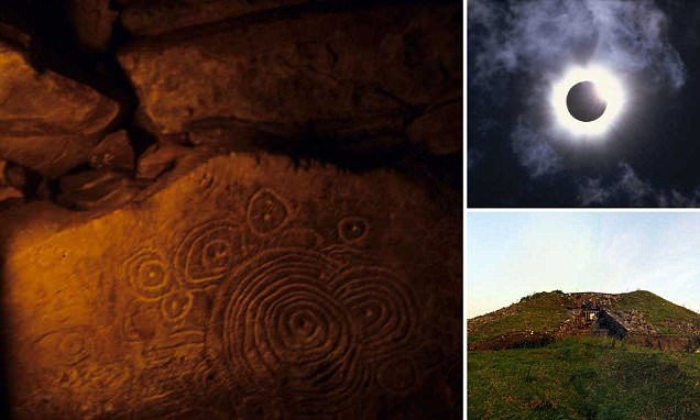 Were the ancient Irish the first to record an ECLIPSE?