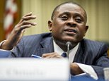WASHINGTON, DC - JANUARY 12:  Forensic pathologist and neuropathologist Dr. Bennet Omalu participates in a briefing sponsored by Rep. Jackie Speier (D-CA) on Capitol Hill on January 12, 2016 in Washington, DC. Dr.Omalu is credited with discovering chronic traumatic encephalopathy, or CTE, in former NFL players. (Photo by Pete Marovich/Getty Images)