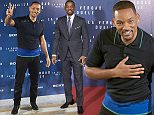 'Concussion' Photocall at Villamagna Hotel\nFeaturing: Will Smith\nWhere: Madrid, Spain\nWhen: 27 Jan 2016\nCredit: Sean Thorton/WENN.com\n**Not available for publication in Spain, France**