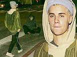 EXCLUSIVE: Justin Bieber helps a byiclist in the middle of the night from falling in the street in Los Angeles\n\nPictured: Justin Bieber helps a byiclist in the middle of the night from falling in the street in LA!\nRef: SPL1216687  280116   EXCLUSIVE\nPicture by: Holly Heads LLC / Splash News\n\nSplash News and Pictures\nLos Angeles: 310-821-2666\nNew York: 212-619-2666\nLondon: 870-934-2666\nphotodesk@splashnews.com\n