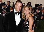 His favourite fan: Tom has been married the famed Brazilian clotheshorse since 2009