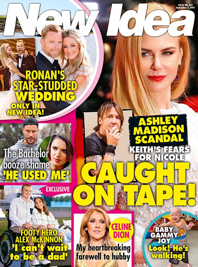 Tales of motherhood: The soap star opened up about her IVF battle in the September 7 edition of New Idea
