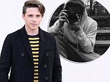 Video Available\nMandatory Credit: Photo by Jonathan Hordle/REX/Shutterstock (5534055k)\nBrooklyn Beckham\nBurberry Show, London Collections Men, Autumn Winter 2016, Britain - 11 Jan 2016\n